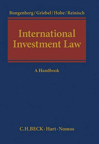 International Investment Law: Marc Bungenberg