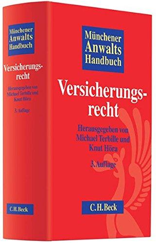 9783406636714: M�nchener Anwaltshandbuch Versicherungsrecht
