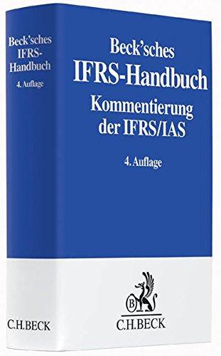 9783406637919: Beck'sches IFRS-Handbuch