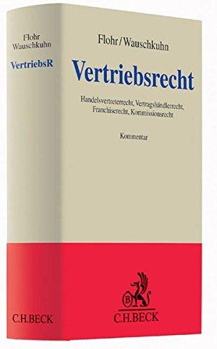 Vertriebsrecht: Eckhard Flohr