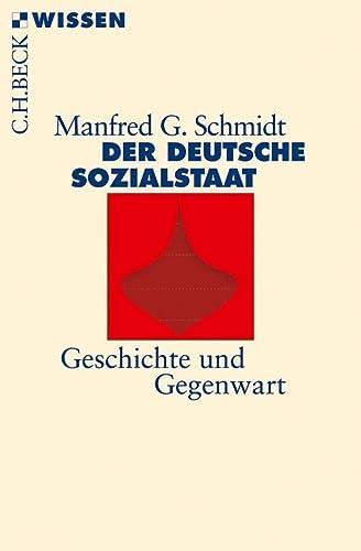 9783406640612: Der deutsche Sozialstaat