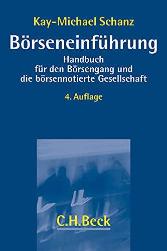 Börseneinführung: Kay-Michael Schanz