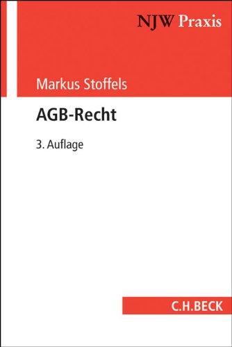 9783406642609: AGB-Recht