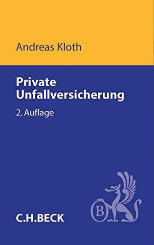 Private Unfallversicherung: Andreas Kloth