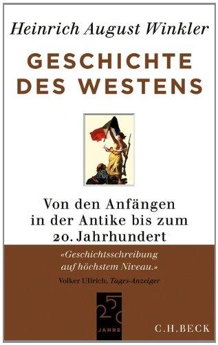 9783406644375: Geschichte des Westens: Von den Anfängen in der Antike bis zum 20. Jahrhundert