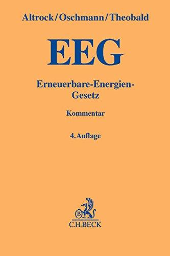 9783406646423: EEG: Erneuerbare-Energien-Gesetz