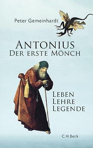 9783406646584: Antonius: Der erste Mönch