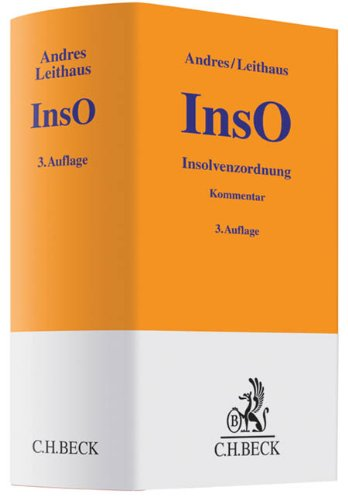 Insolvenzordnung (InsO): Dirk Andres