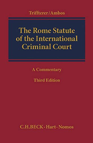 9783406648540: The Rome Statute of the International Criminal Court