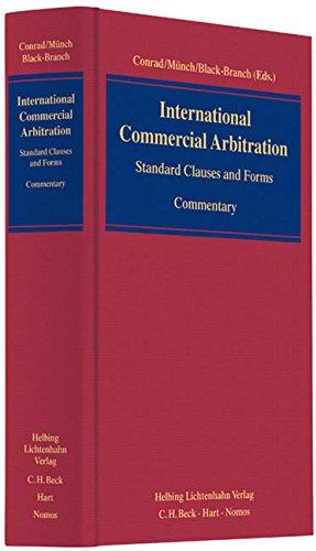 International Commercial Arbitration: Nicole Conrad