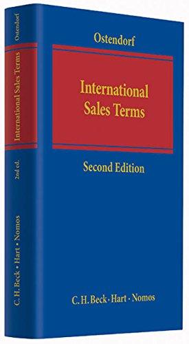 9783406648755: International Sales Terms