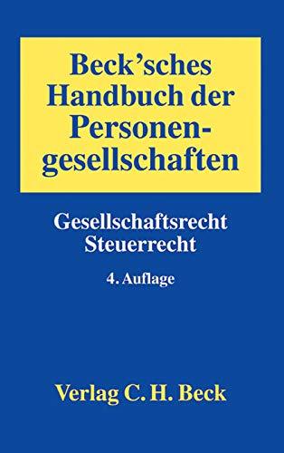 Beck'sches Handbuch der Personengesellschaften: Ulrich Prinz