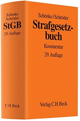 Strafgesetzbuch: Kommentar: Albin;Perron Eser