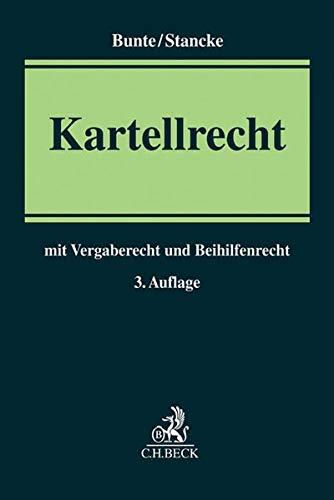 Kartellrecht: Hermann-Josef Bunte