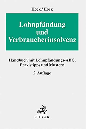 Lohnpfändung und Verbraucherinsolvenz: Klaus Hock