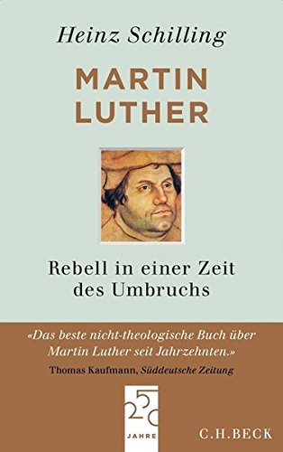 9783406656279: Martin Luther