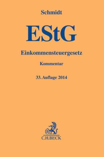 9783406656583: Einkommensteuergesetz ( EStG )