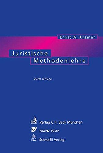 9783406656842: Juristische Methodenlehre