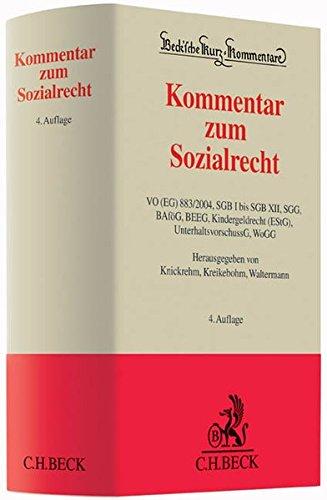 Kommentar zum Sozialrecht: Sabine Knickrehm