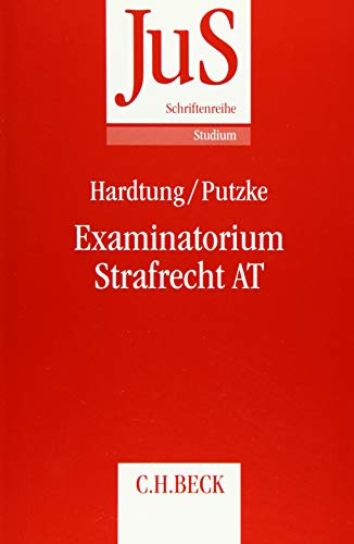 9783406657832: Examinatorium Strafrecht AT
