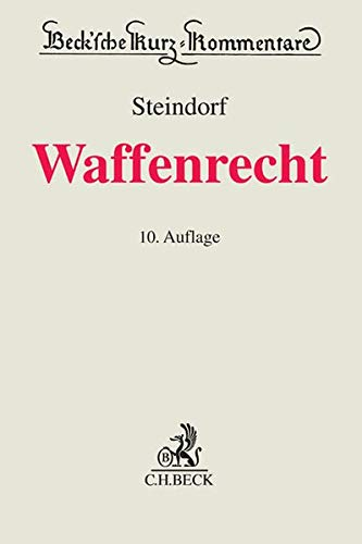 9783406658433: Waffenrecht