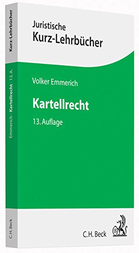 9783406660986: Kartellrecht