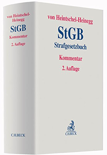Strafgesetzbuch: Bernd von Heintschel-Heinegg