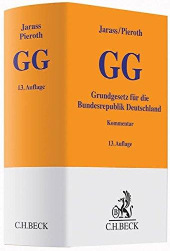 9783406661198: Grundgesetz für die Bundesrepublik Deutschland
