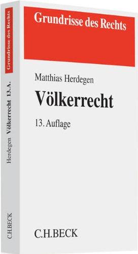 9783406661556: Völkerrecht