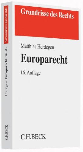 9783406661563: Europarecht