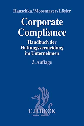 Corporate Compliance: Christoph E. Hauschka