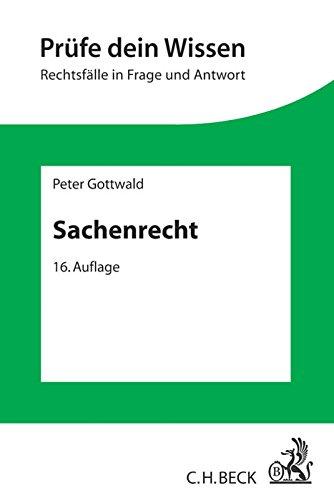 9783406667435: Sachenrecht