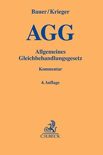 9783406667473: Allgemeines Gleichbehandlungsgesetz