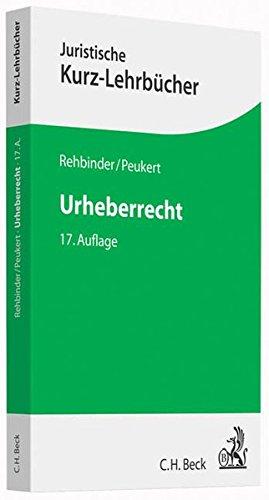 9783406668456: Urheberrecht