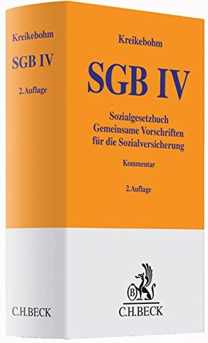 Sozialgesetzbuch: Ralf Kreikebohm