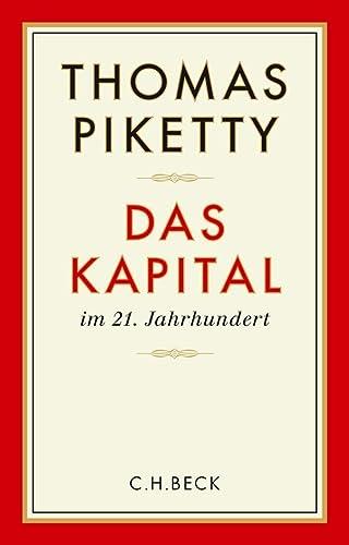 Das Kapital im 21. Jahrhundert: T. Piketty