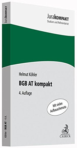 9783406672163: BGB AT kompakt