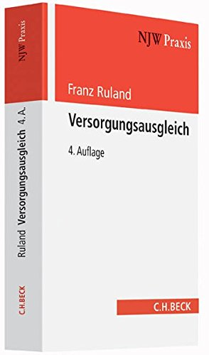 Versorgungsausgleich: Franz Ruland