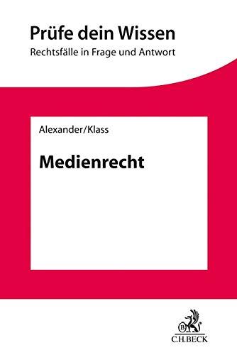 9783406679490: Medienrecht