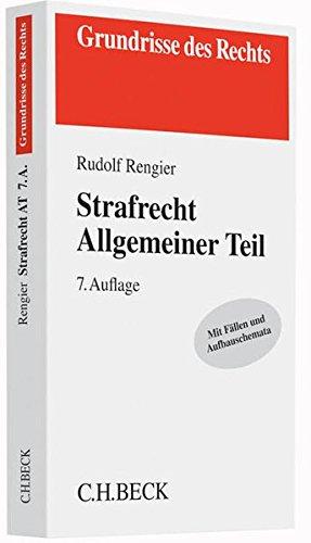9783406680267: Strafrecht Allgemeiner Teil