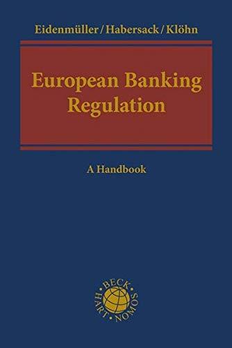 9783406680328: European Banking Regulation