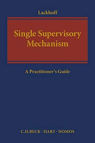9783406680335: Single Supervisory Mechanism: A Practitioner's Guide