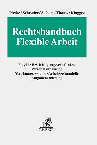 9783406681301: Flexible Arbeit