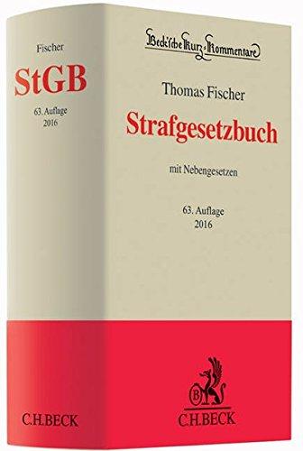 Strafgesetzbuch: Thomas Fischer