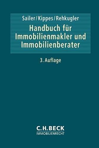 9783406682698: Handbuch für Immobilienmakler und Immobilienberater