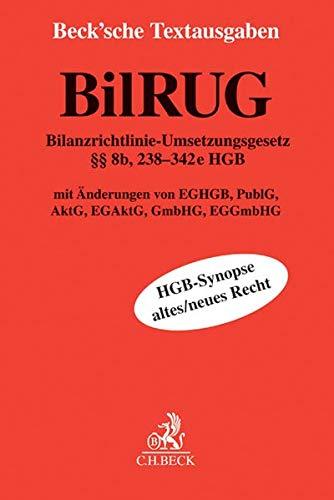 9783406683930: BilRUG: Textausgabe - Rechtsstand: 17. Juli 2015
