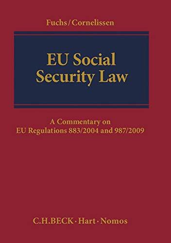 9783406684739: EU Social Security Law
