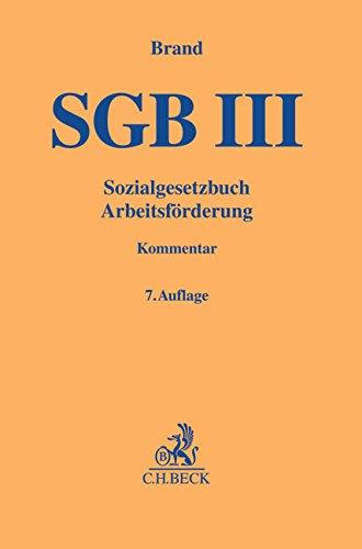 Sozialgesetzbuch Arbeitsförderung: Jürgen Brand