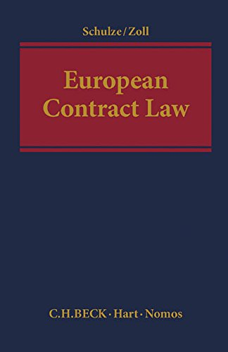 9783406685378: European Contract Law
