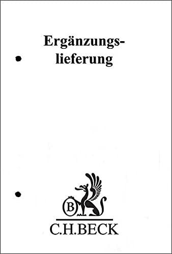 9783406686030: Deutsche Gesetze Erg�nzungsband 47. Erg�nzungslieferung: Rechtsstand: 1. September 2015